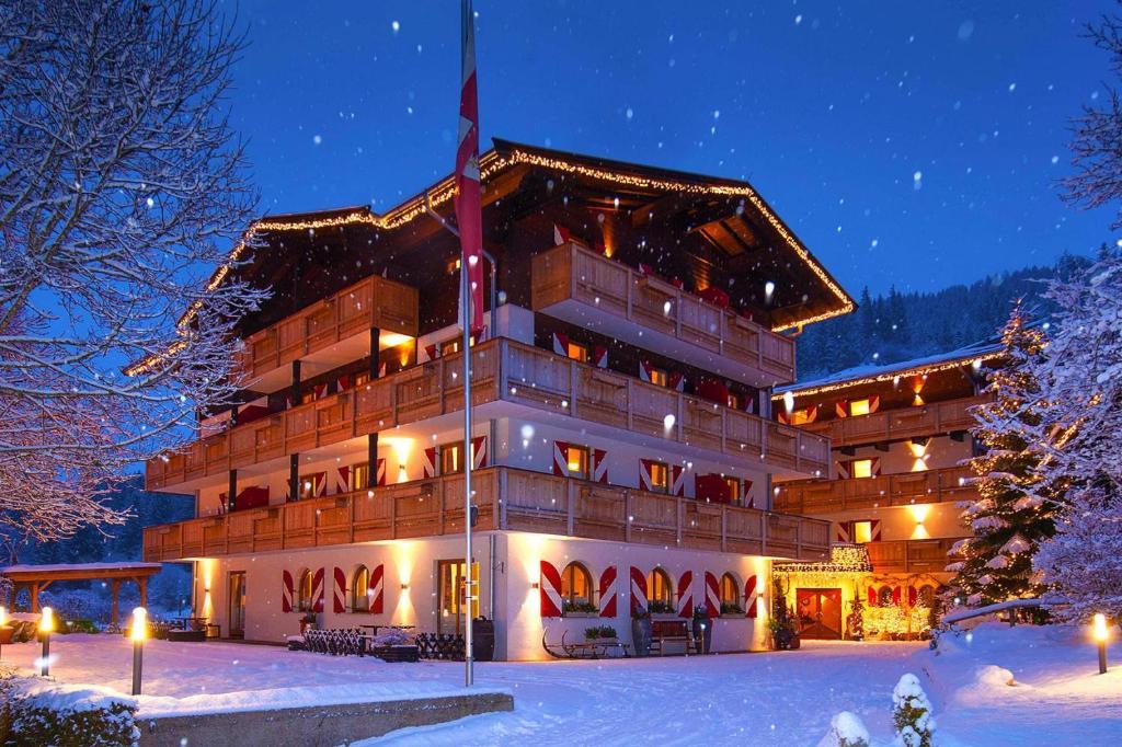 Apartments Landhof Ellmau Ellmau - OTR06502-EYD during the winter