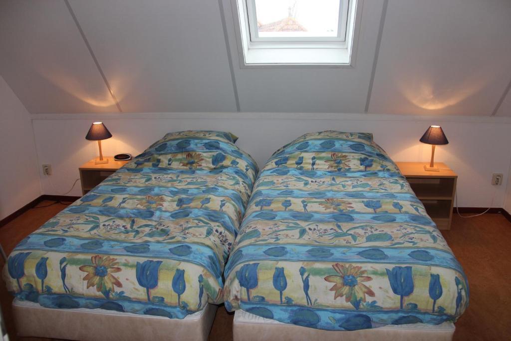 Un ou plusieurs lits dans un hébergement de l'établissement Finistère