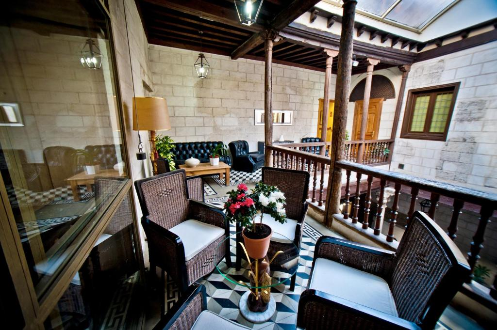 boutique hotels in castile and leon  127