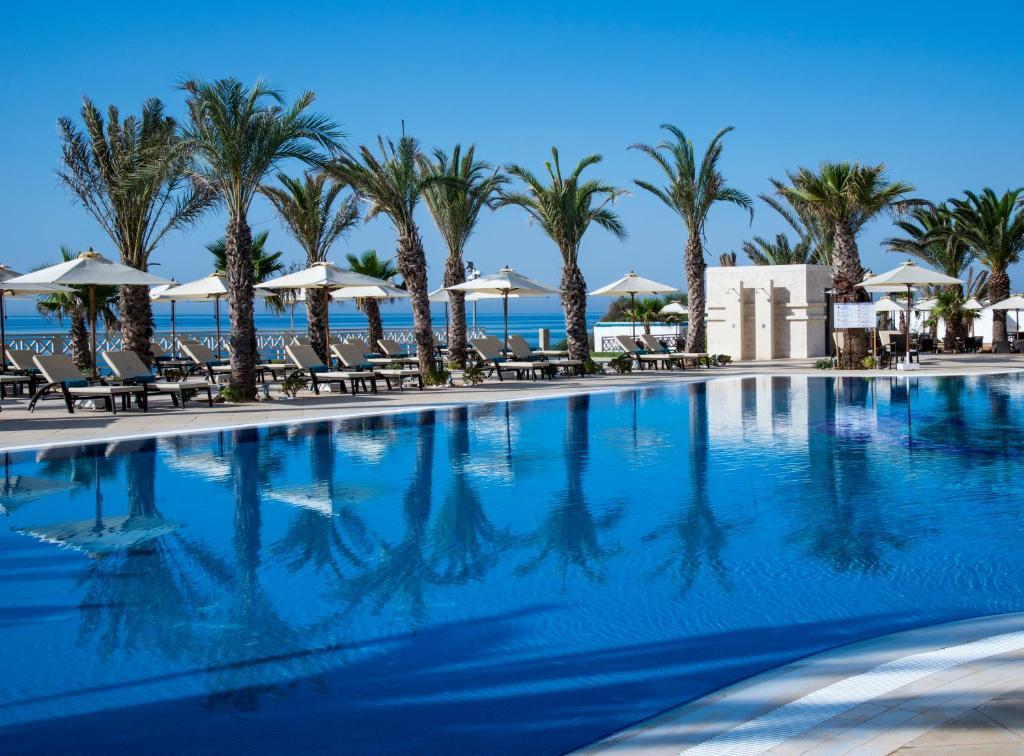 ラディソン ブル リゾート&タラソ ハンマメット(Radisson Blu Resort & Thalasso Hammamet)