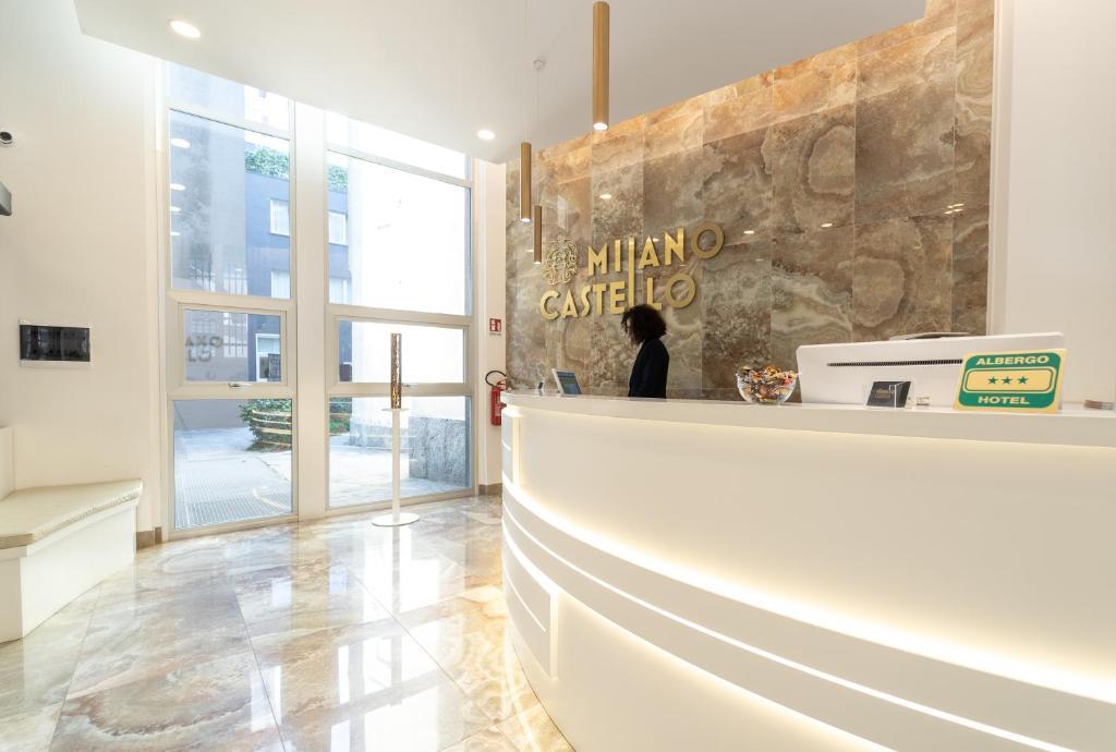 Hotel Milano Castello Italien Mailand Booking Com
