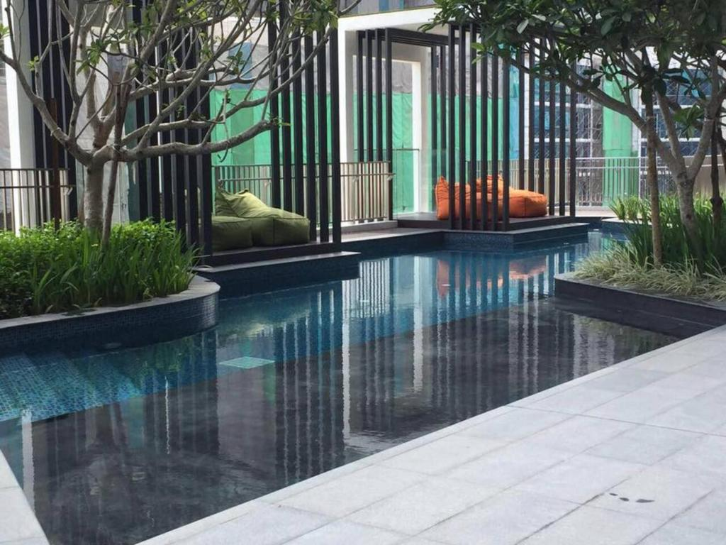 The swimming pool at or near Lux Homes Avantas Residence, Midvalley