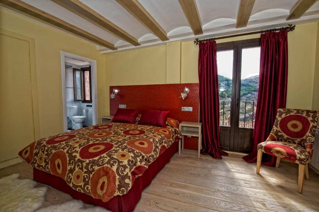 boutique hotels in albarracín  25