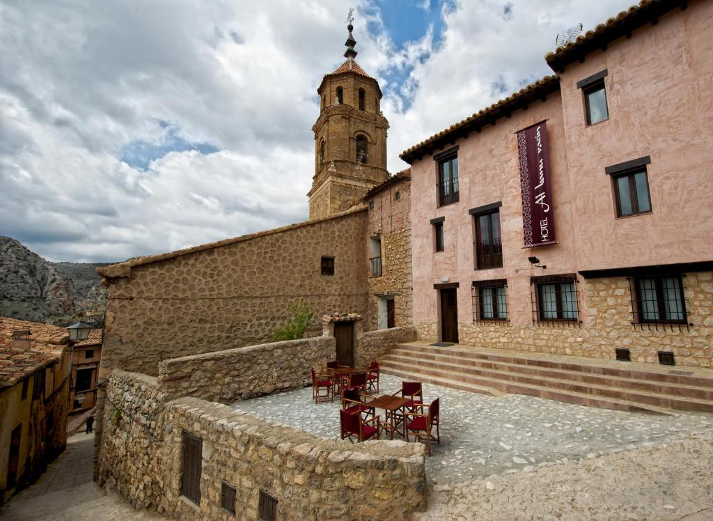 boutique hotels in albarracín  22