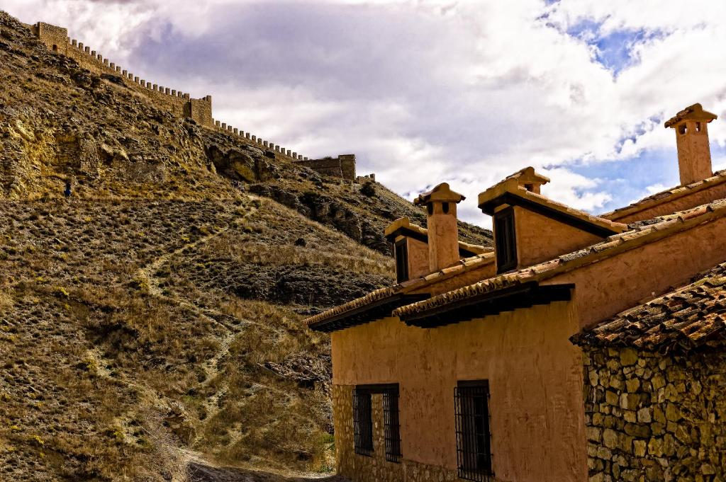 boutique hotels in albarracín  35