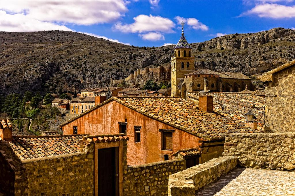 boutique hotels in albarracín  34