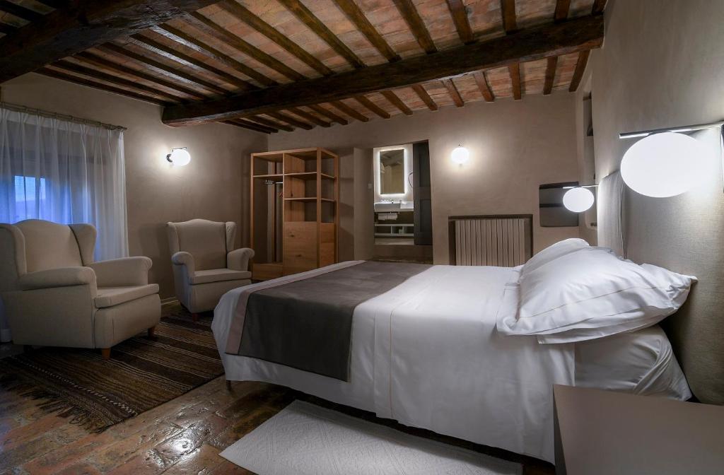 Gulta vai gultas numurā naktsmītnē Le Silve di Armenzano