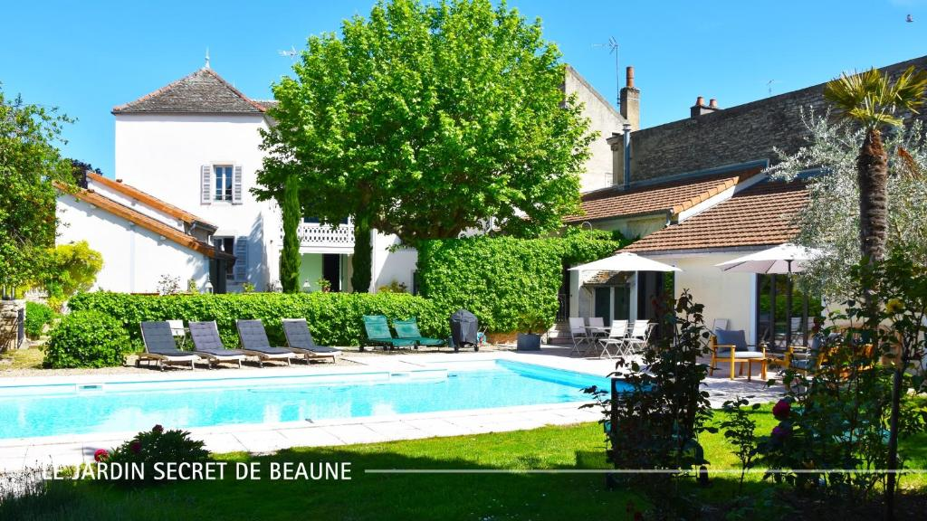 Apartment Le Jardin Secret De Beaune France Booking Com