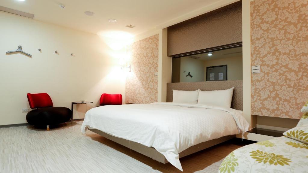 ウォーカー ホテル 正義(Walker Hotel - Zhengyi)