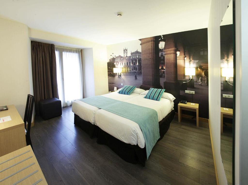 boutique hotels valladolid provinz  10