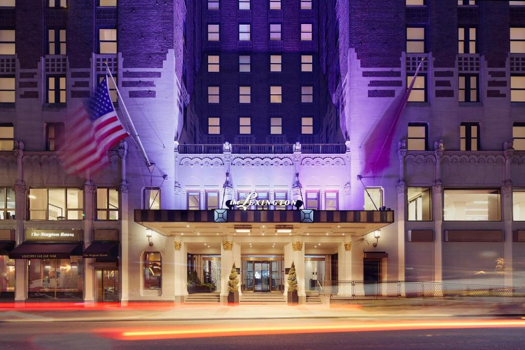Lexington Hotel, New York, NY - Booking com