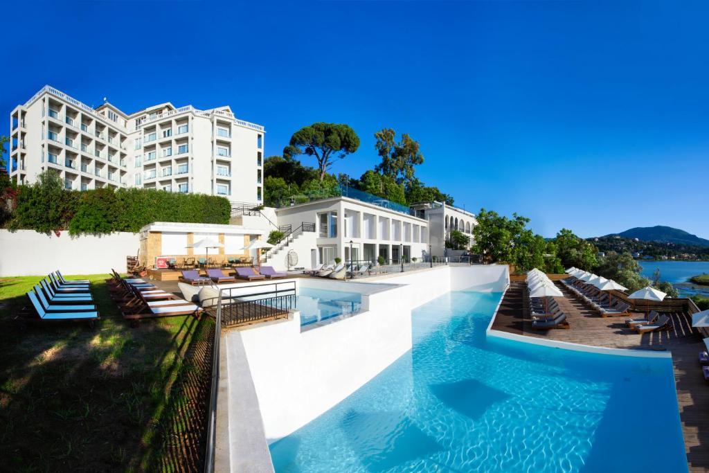 The Royal Grand Hotel, Corfu, Greece - Booking com