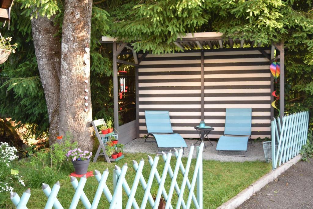 900f60213f Bed and Breakfast Gite le Ginkgo, Rougegoutte – Tarifs 2019