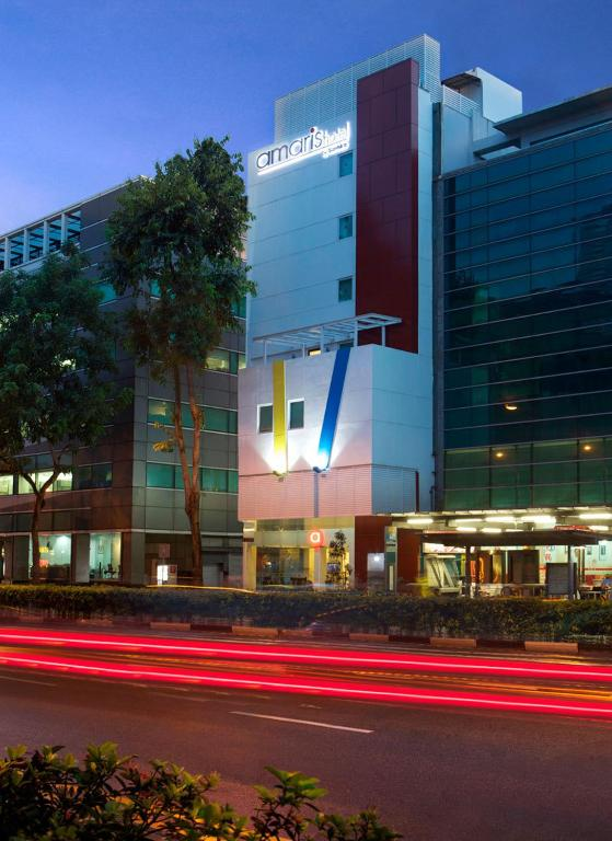 Amaris Hotel Bugis Singapore