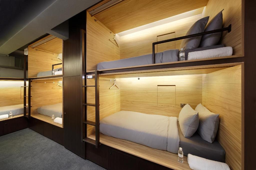 the pod beach road boutique capsule hotel singapore harga 2019 rh booking com Obat Kapsul hotel kapsul murah di singapura