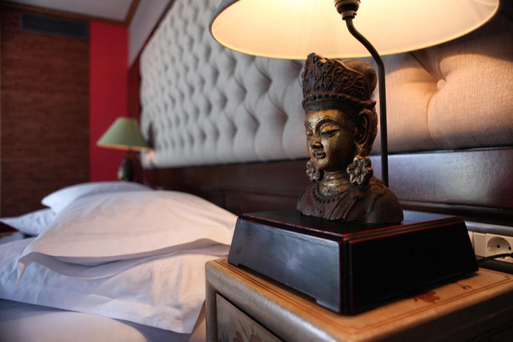 O zonă de relaxare la Hotel Simfonia
