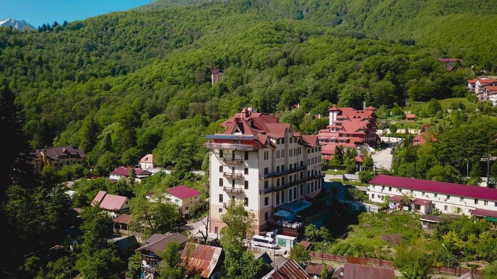 Самый высотный современный гостиничный комплекс России!