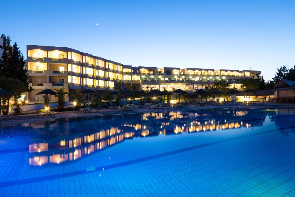 The swimming pool at or near Sovereign Beach Hotel