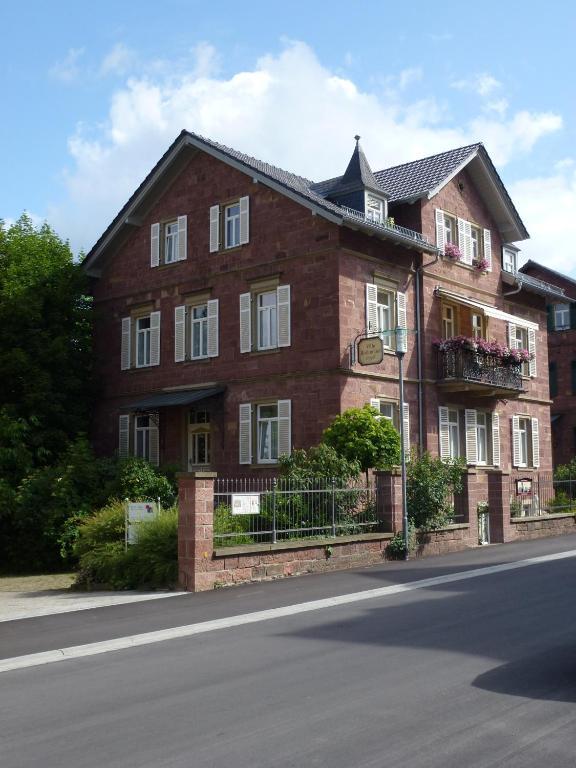 Villa Rothmund Bad Kissingen Germany