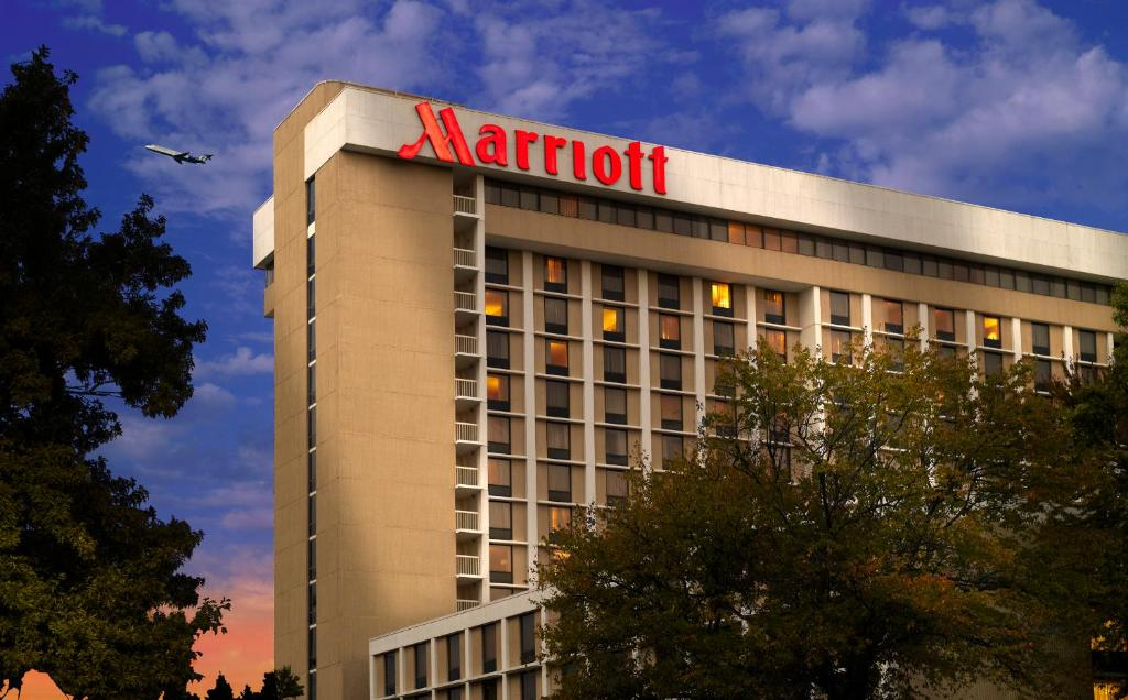 Atlanta Airport Marriott Hotel Usa Deals
