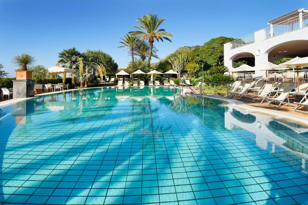 Hotel Parco Smeraldo Terme, Ischia, Italy - Booking com