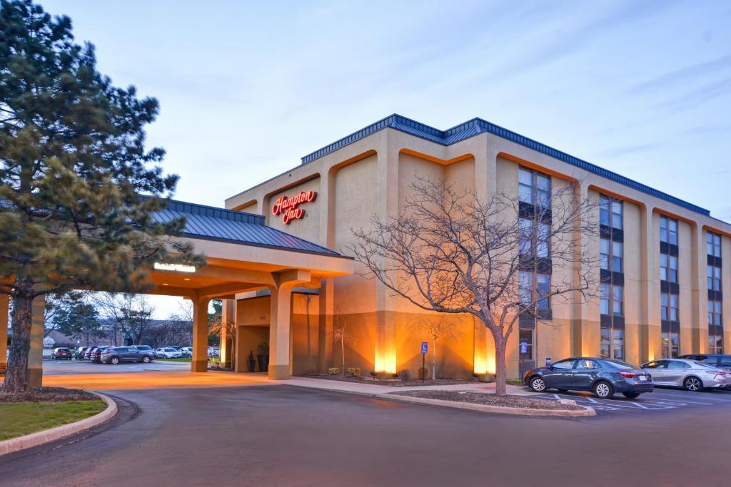 Hampton Inn South Troy, Madison Heights, MI - Booking com
