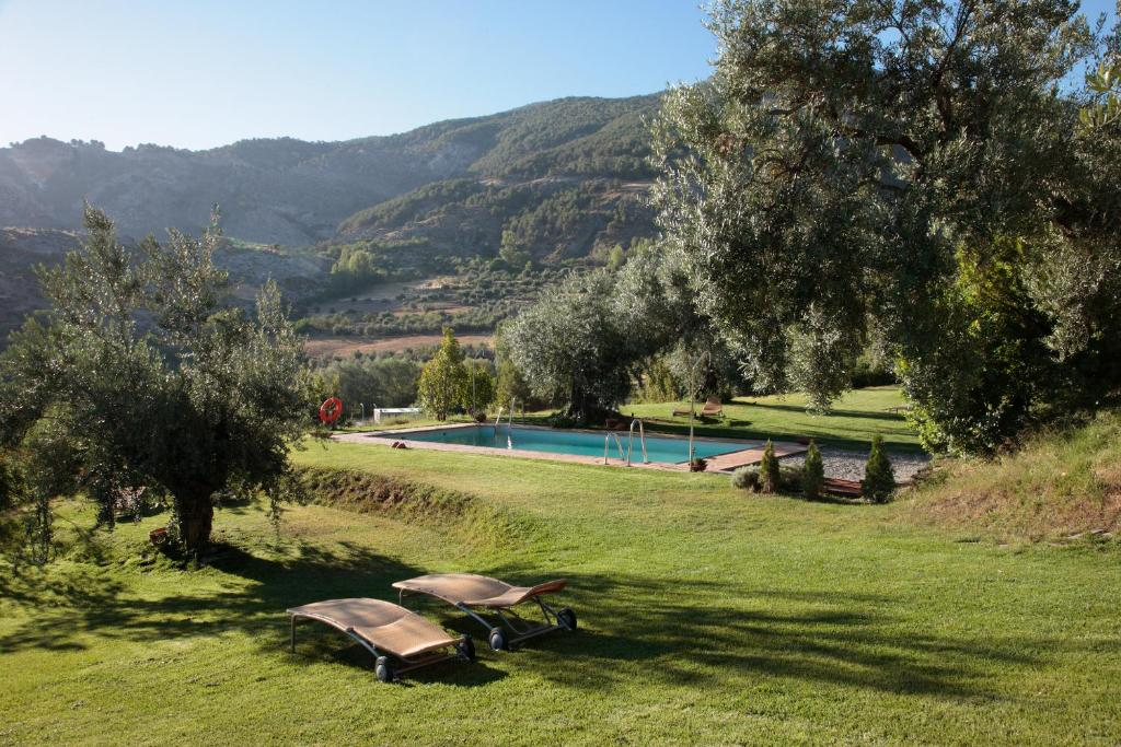 boutique hotels in monachil  21