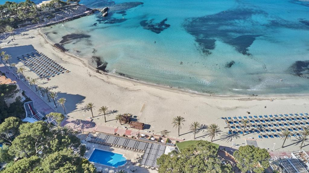 A bird's-eye view of Secrets Mallorca Villamil Resort & Spa - Adults Only (+18)