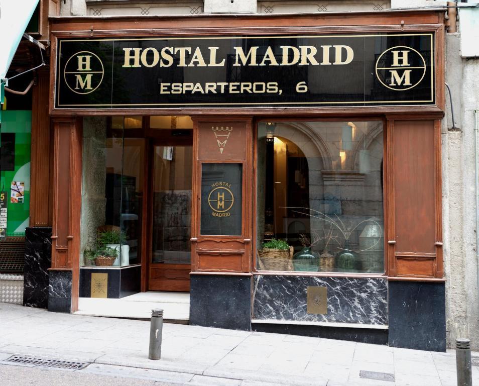 Hostal madrid madrid precios actualizados 2019 - Hostales en madrid puerta del sol ...