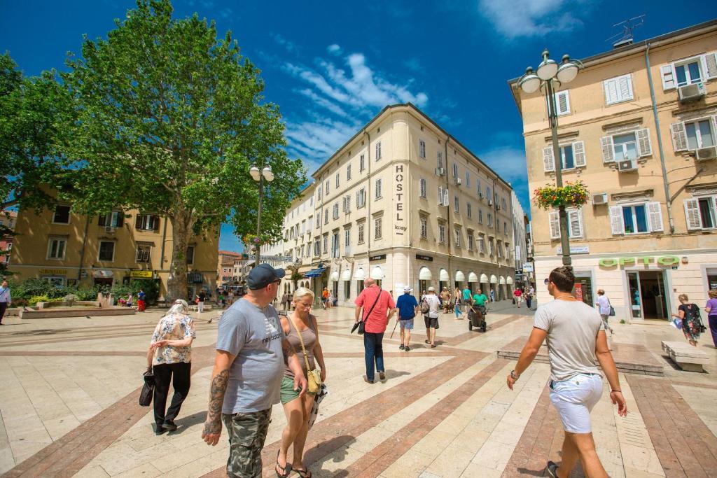 Babes in Rijeka