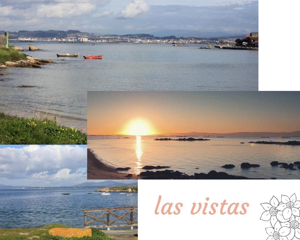 Apartment piso al lado del mar, O Grove, Spain - Booking.com