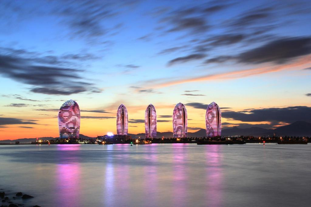 Phoenix island resort Sanya(Yuejia)