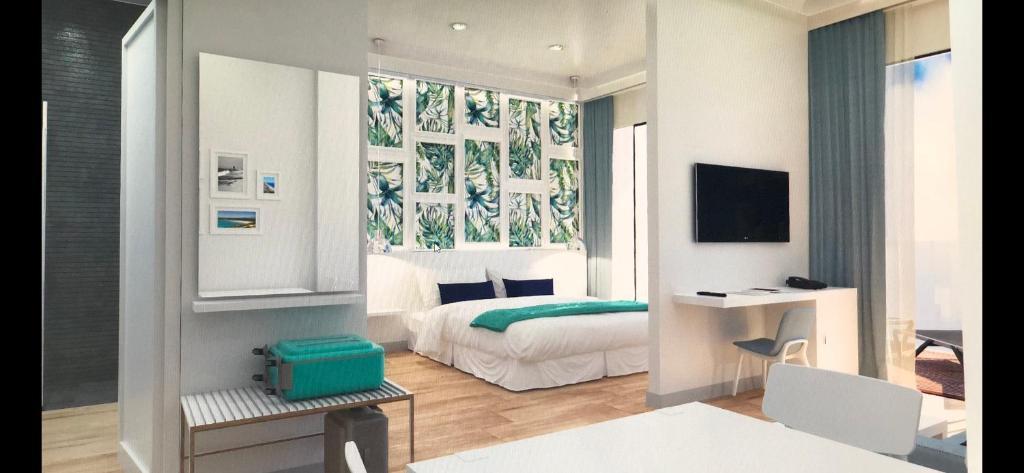 Aparthotel Playa de la Plata Juli 2019