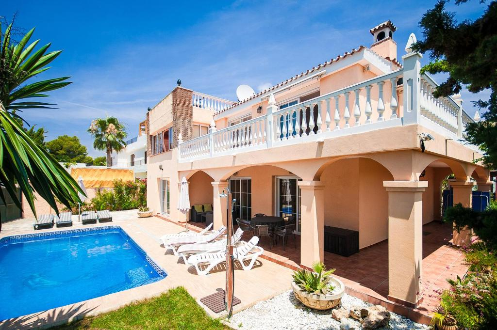 Beach Villa in Marbella (Spanje Marbella) - Booking.com