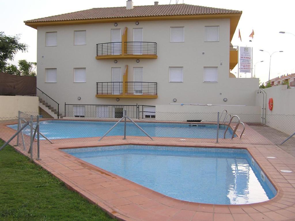 Apartments In Coria Del Río Andalucía