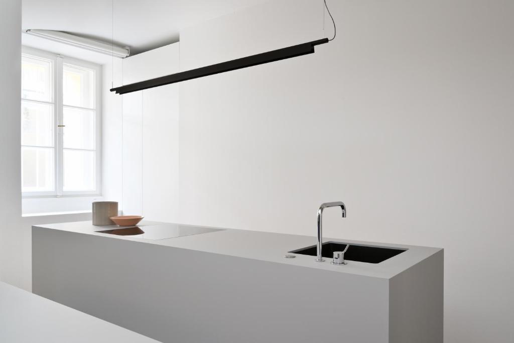 Virtuve vai virtuves aprīkojums naktsmītnē yuki & bal 4*apartment