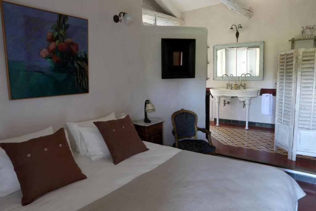 Bed and Breakfast Chambres d\'Hôtes Justin de Provence, Orange ...