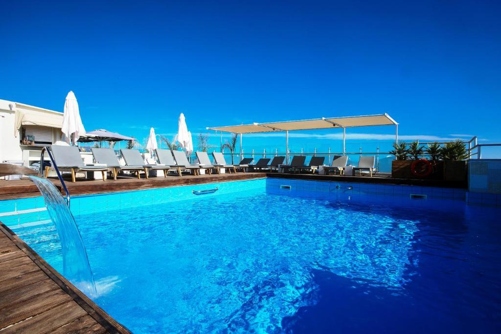 Πισίνα στο ή κοντά στο Capsis Astoria Heraklion