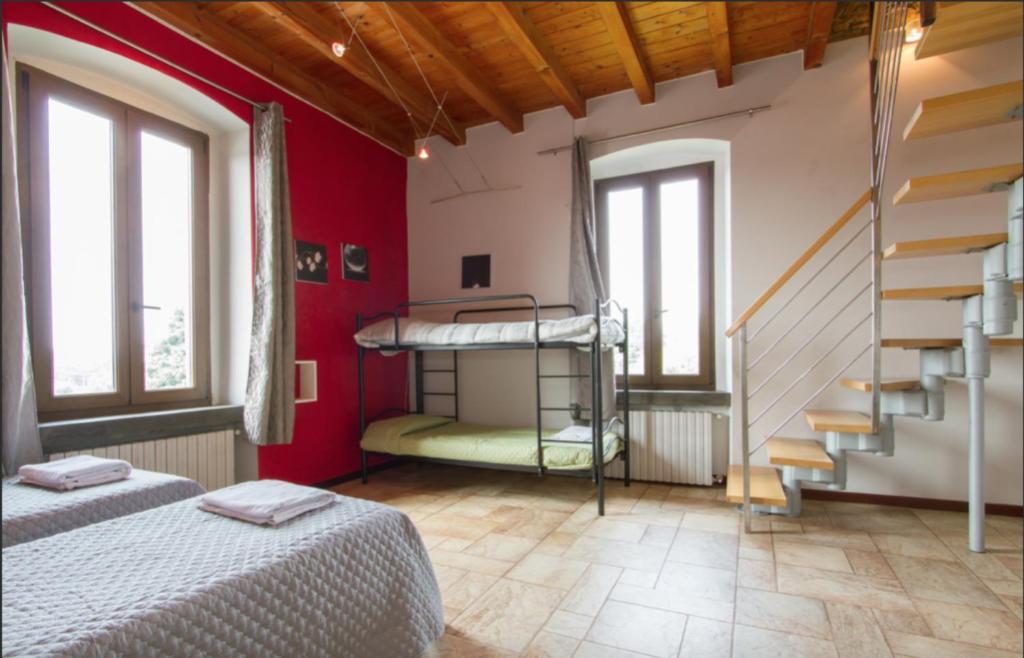 Letti A Castello Bergamo.Luminoso Palazzo Storico A Bergamo 1 Bergamo Prezzi Aggiornati