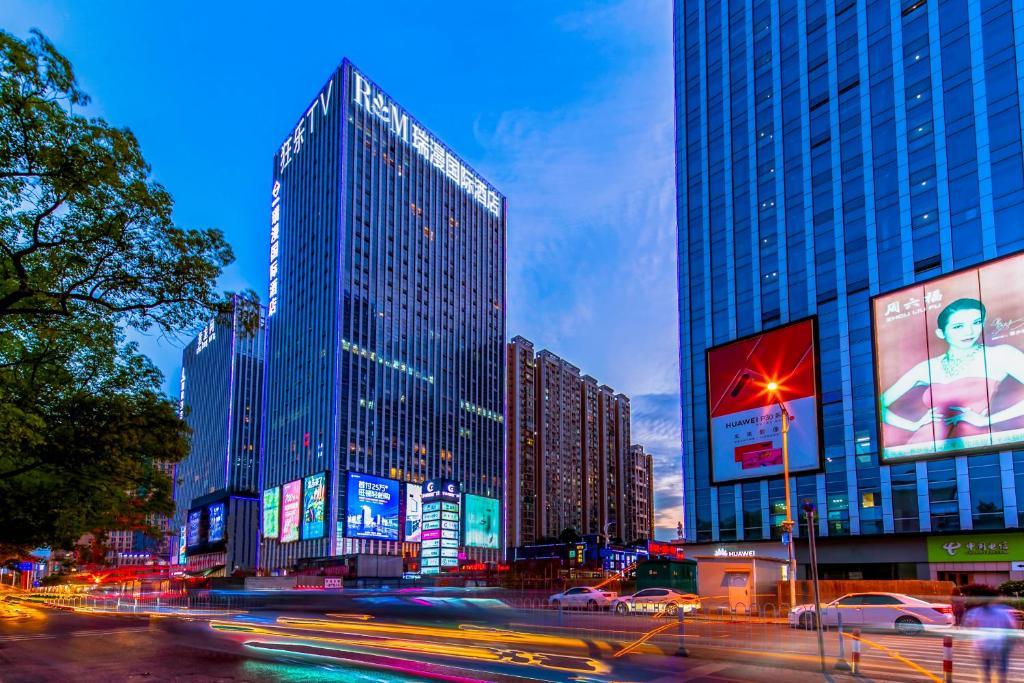 Ruiman International Hotel
