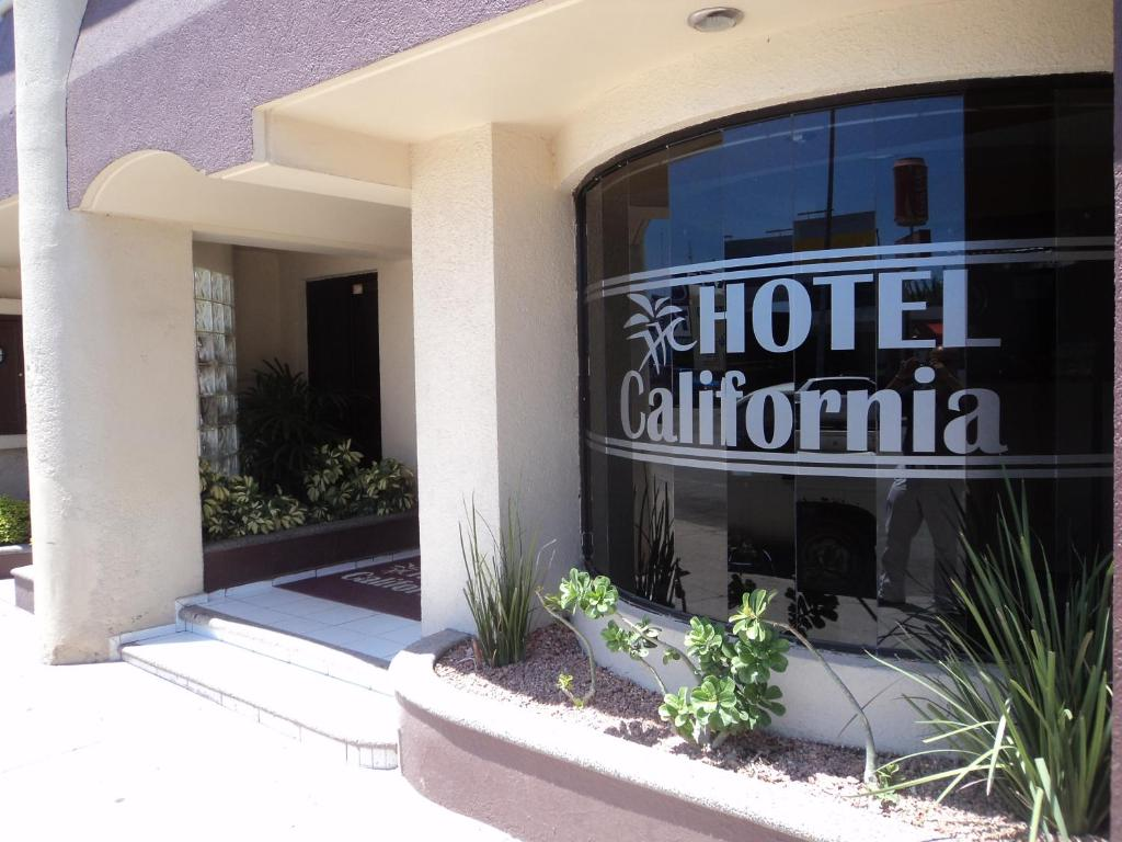 и снова приеду я к отелю калифорния