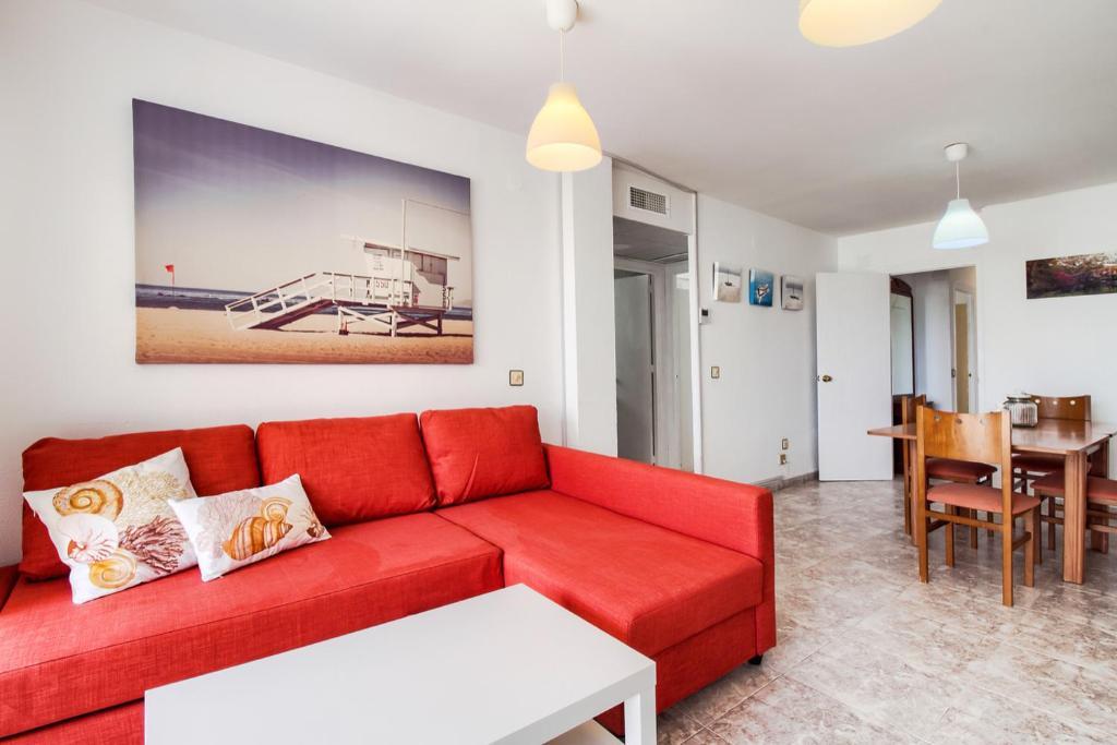 Appartement MAGNIFICA VIVIENDA EN LA PLAYA CON APARCAMIENTO ...