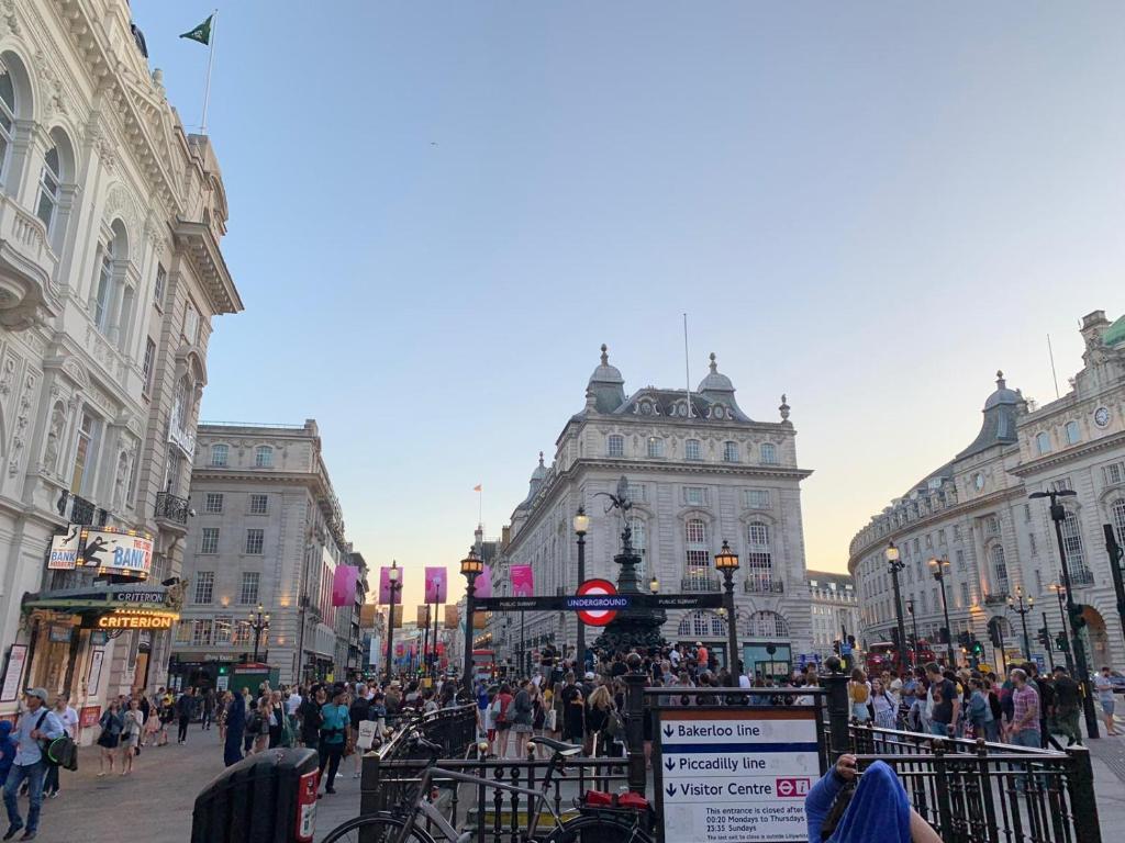 Pripojiť miesta v Londýne