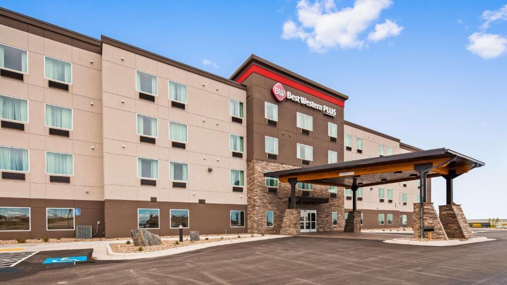 Hotel Best Western Plus Rapid City, SD - Booking com