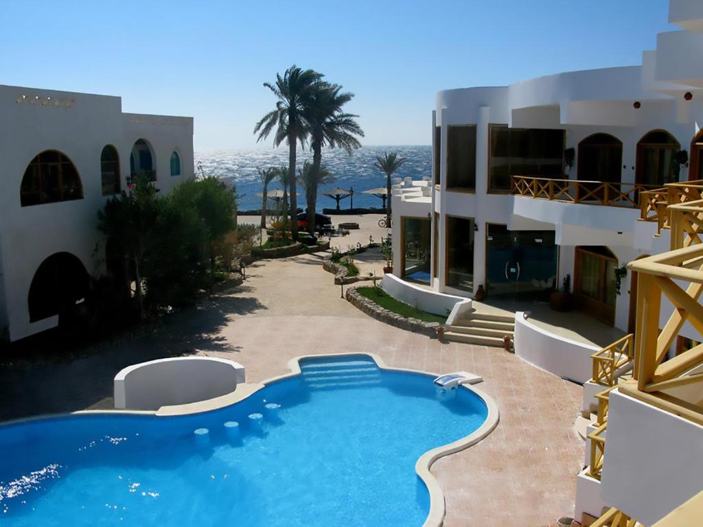 A view of the pool at Red Sea Relax Resort or nearby