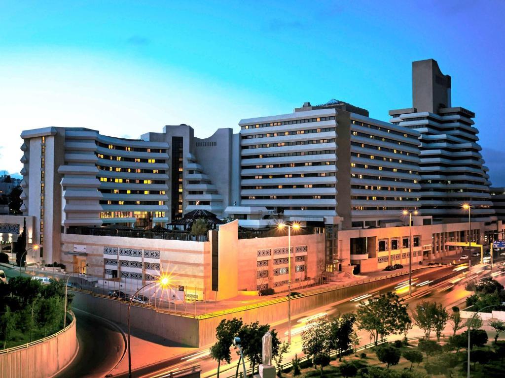 Hotel Le Grand Amman Managed By Accor Jordanien Amman Booking Com