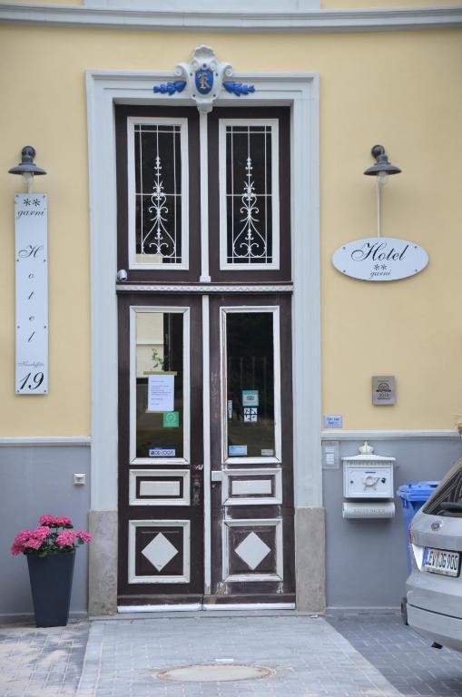 Hotel Villa Kisseleff (Deutschland Bad Homburg vor der Höhe ...