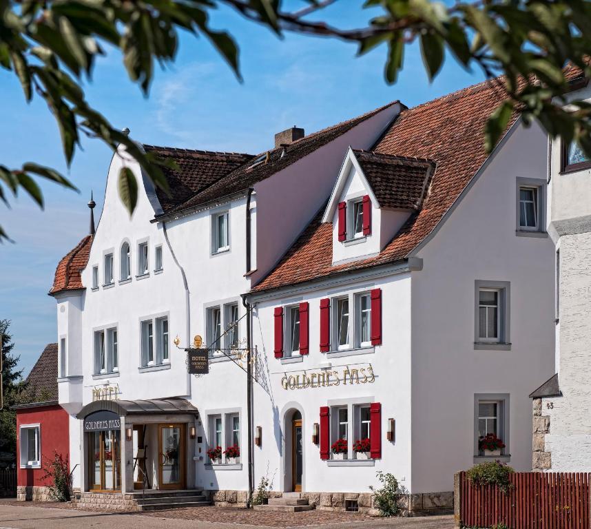 TOP Hotel Goldenes Fass, Rothenburg Ob Der Tauber, Germany