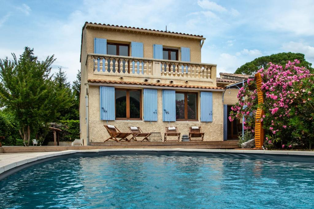 Villa In Provence With Private Pool L Isle Sur La Sorgue France