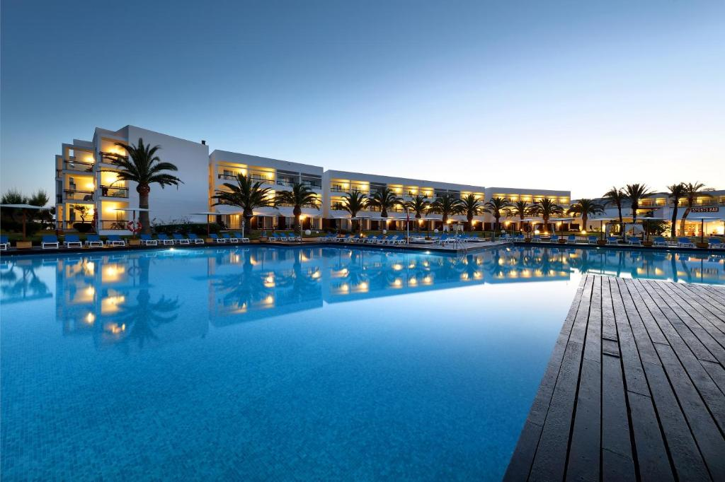 The swimming pool at or near Grand Palladium Palace Ibiza Resort & Spa- All Inclusive 24h